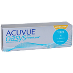 Acuvue Oasys 1-Day for Astigmatism (30 lentes)