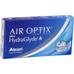 Air Optix plus HydraGlyde (6 lentes)