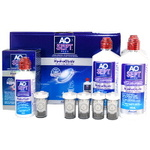 AOSEPT PLUS HydraGlyde Pack Poupança (4x360ml)