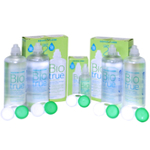 Biotrue all-in-one Solução Única Pack Poupança (4x300ml)