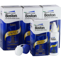 Boston Simplus Pack Poupança