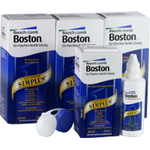 Boston Simplus Pack Poupança (3x120ml + 1x60ml)
