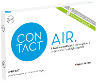 Contact AIR Spheric (6 lentes)