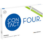 Contact FOUR Spheric (6 lentes)