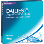 Dailies AquaComfort Plus multifocal (90 lentes)
