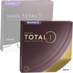 Dailies TOTAL 1 Multifocal (90 lentes)