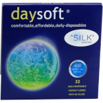 daysoft UV Silk (32 lentes)