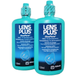 Lens Plus OcuPure 120ml Pack Duplo