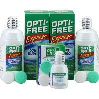Opti-Free Express 2x355ml Pack Poupança