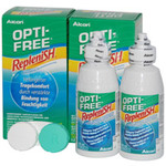 Opti-Free RepleniSH 2x90ml Pack Duplo