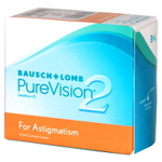 PureVision 2 for Astigmatism (6 lentes)