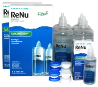 ReNu MultiPlus Pack Poupança (4x360ml)